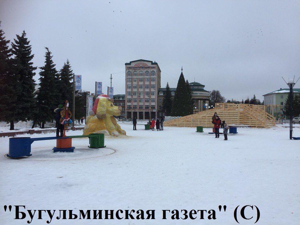 Погода в бугульме 2 января