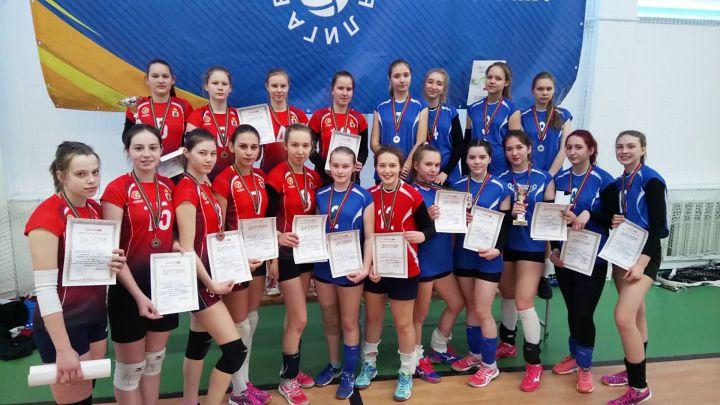 Фото татарских волейболисток