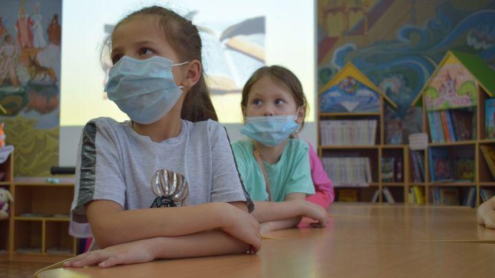 Бугульминские школьники присоединились к Дню славянской письменности